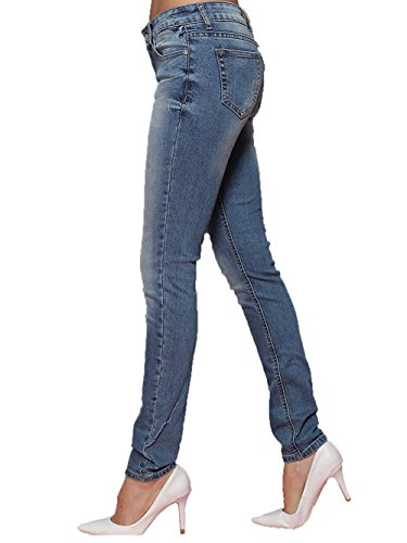 Vita Skinny Blue jeans Stretch amp; Elmer Donna Normale 61001 Alice OSaHwt