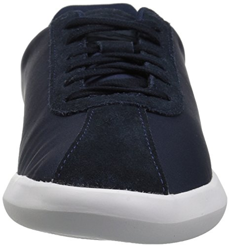 Sneaker Navy Avance Lacoste Men's White Fabric TUxHEw