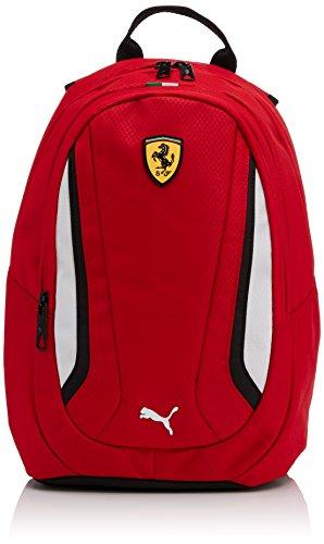 Puma Ferrari Backpack - Rosso Corsa/White/Black, Small