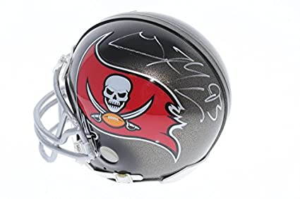557348bf Amazon.com: Gerald McCoy Tampa Bay Buccaneers Autographed Signed ...