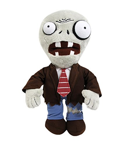 Plants vs Zombies Zombie Plush Get ready to soil your plants with this detailed soft toy based on the award winning game