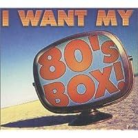 I Want My 80S Box Various