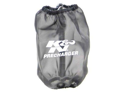 K&N YA-6504PK Black Precharger Filter Wrap - For Your K&N YA-6504 Filter