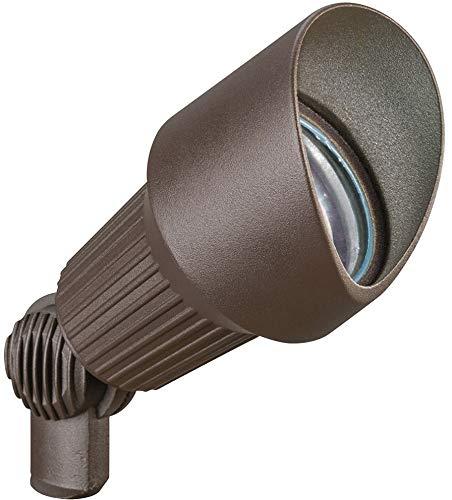 Kichler 15309AZT Accent 1-Light 12V, Textured Architectural Bronze