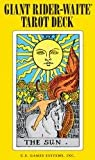 Giant Rider-Waite Tarot Deck by US Games