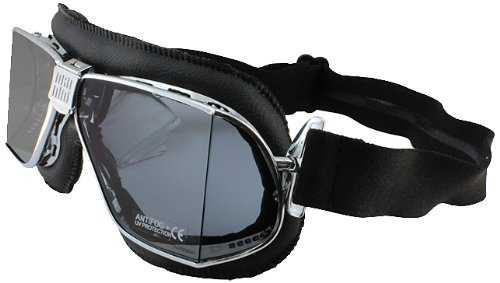 Leather Goggles - 8