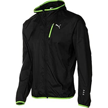 a54f0a4dcef9 Amazon.com  PUMA Men s Crew Core Hooded Light Weight Jacket