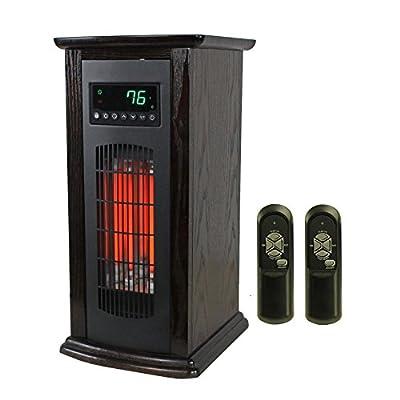 LifeSmart LifePro LS-PCHT1029 Portable Infrared Quartz Tower Heater