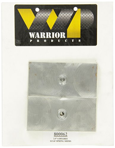 - Warrior Products 800062 2.5