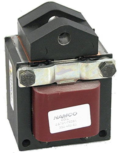 NAMCO EB700-60502 pull-type solenoid, through-hole mount by Namco