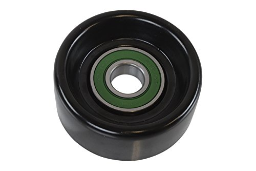 Billet Pulley - ICT Billet Replacement Smooth Steel Idler Pulley 551529