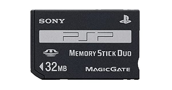 Amazon.com: PSP Portable Memory 32MB: Video Games