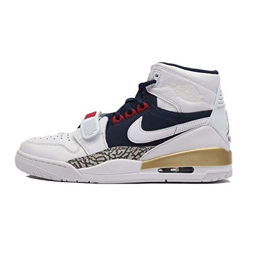 Nike Jordan Men's Air Legacy 312 White AV3922-101 (Size: ()