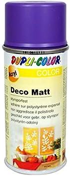 Dupli Color 749131 Deco Spray 150 Ml Deco Matt Blaulila Auto