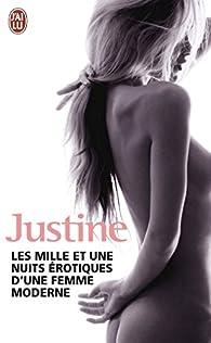Les mille et une nuits érotiques d'une femme moderne : Contes érotiques par  Justine (II)