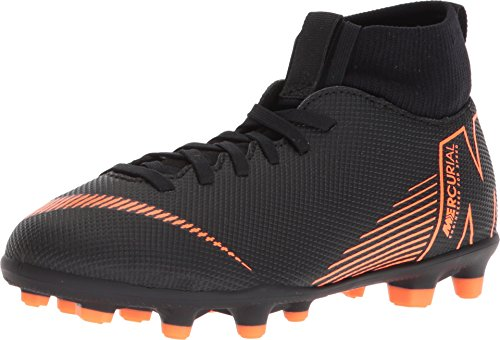 new concept 30a52 85c8d NIKE Kids' Mercurial Superfly 6 Club MG Soccer Cleats