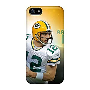 JfF45VqKq Case Cover, Fashionable Iphone 5/5s Case - Green Bay Packers