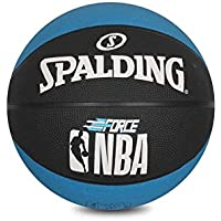 Spalding NBA Force Baksetball (Blue-Black)