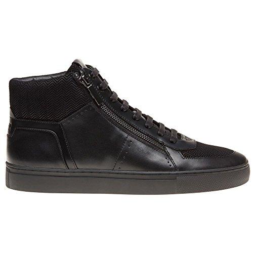 Hugo Futurism Mid Hombre Zapatos Negro Black