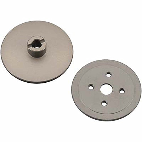 (Duratrax Slipper Plate Set for Hard Anodized Evader ST)