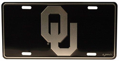 NCAA Oklahoma Sooners Car Tag Elite