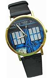 Doctor Who the British Science Fiction Television Series Watches, Mysterious Doctor Tardis Watches