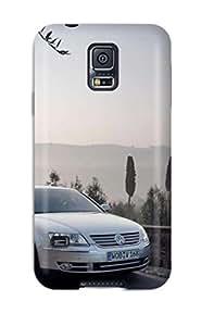 [hBXPjxu3801jEjOL]premium Phone Case For Galaxy S5/ 2003 Volkswagen Phaeton V10 Tdi Tpu Case Cover