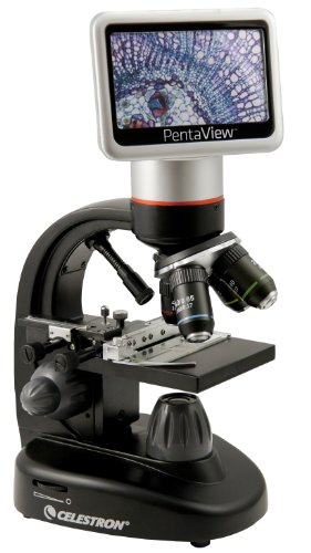 Celestron PentaView 5 MP LCD Digital Microscope by Celestron