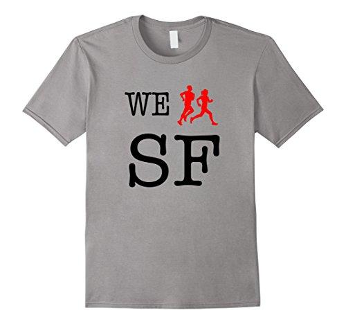 We Run SF Classic T-Shirt - Francisco Marathon Shirt San