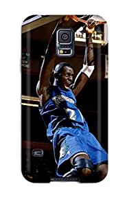 New Style 6193177K688902636 sports nba basketball minnesota timberwolves new york knicks NBA Sports & Colleges colorful Samsung Galaxy S5 cases