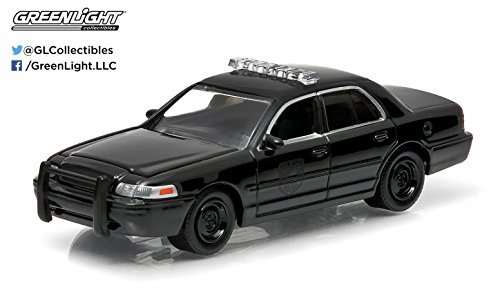 Victoria Interceptor Collection Greenlight Collectibles product image