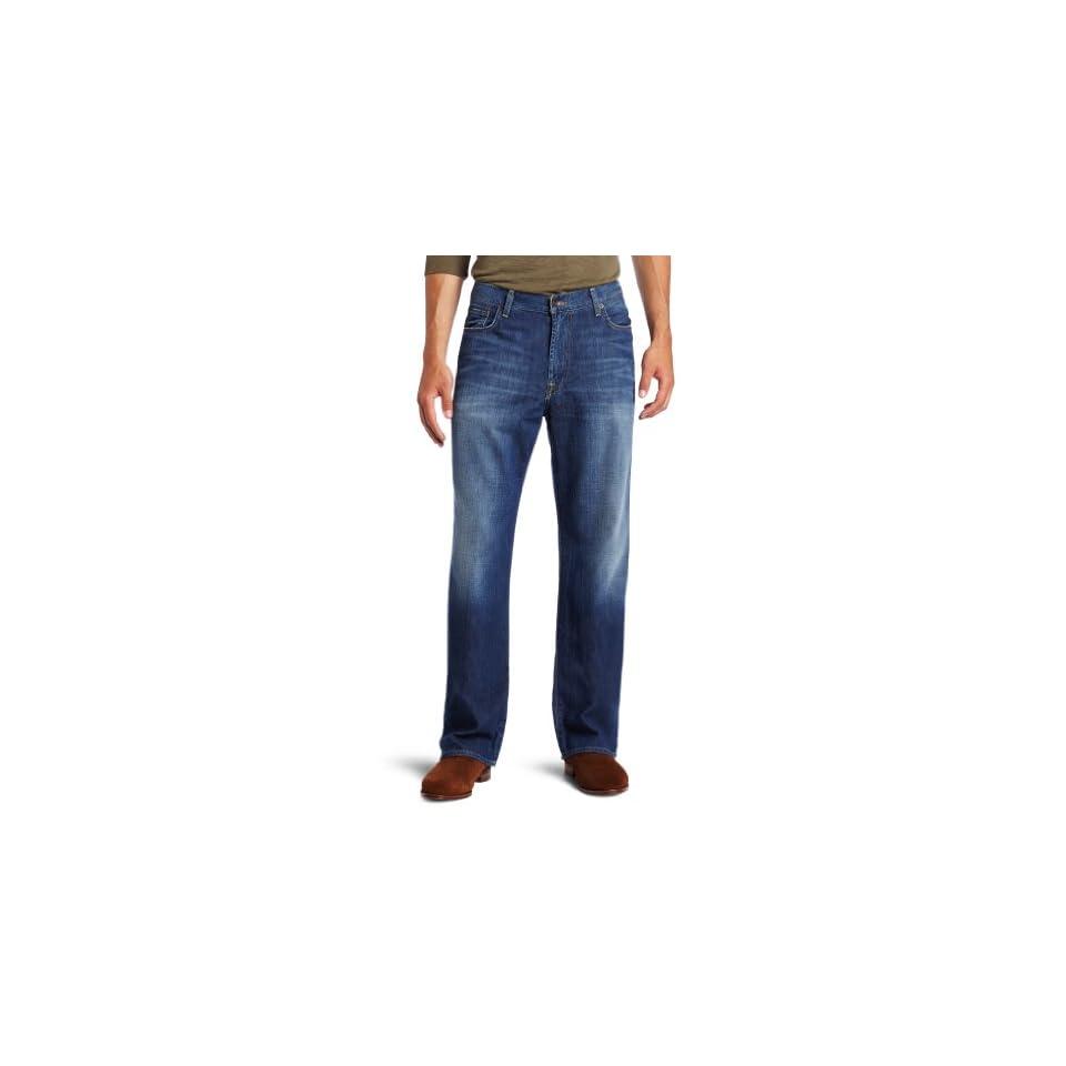 Lucky Brand Mens 181 Relaxed Straight Jean in Ol Neptune