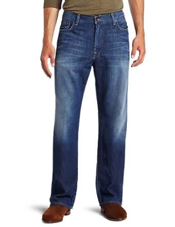 Lucky Brand Men's 181 Relaxed Straight Jean in Ol Neptune, Ol Neptune, 36W x 34L