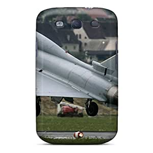 New Style Tpu S3 Protective Case Cover/ Galaxy Case - Ef2000 Typhoon Twin Seater 8