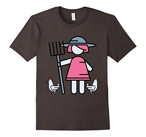 Mens Your Wife My Wife Farmer Tshirt | Farm Life Husband gift XL (Farmer Wife Halloween Costume)