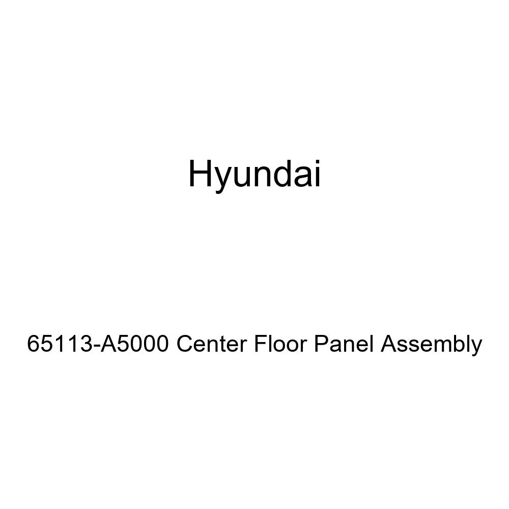Genuine Hyundai 65113-A5000 Center Floor Panel Assembly