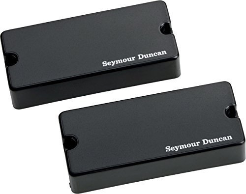 Seymour Duncan Basslines ASB-BO Blackouts for Bass - 4 st...