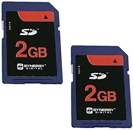 SDXC Memory Card 2 Pack Canon XA20 HD Camcorder Memory Card 2X 64GB Secure Digital Class 10 Extreme Capacity