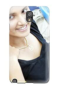 Fashionable HuwjyZs727RAqrI Galaxy Note 3 YY-ONE For Sania Mirza Tennis Star Protective Case