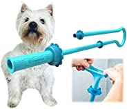 Rinseroo: Slip-on, No-Install, Dog Wash Hose Attachment. Pet Bather for Showerhead and Sink. Handheld Shower S