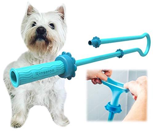 Rinseroo Slip-on No-Install Dog