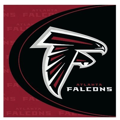 UPC 763795931347, Hallmark 233303 Atlanta Falcons Lunch Napkins