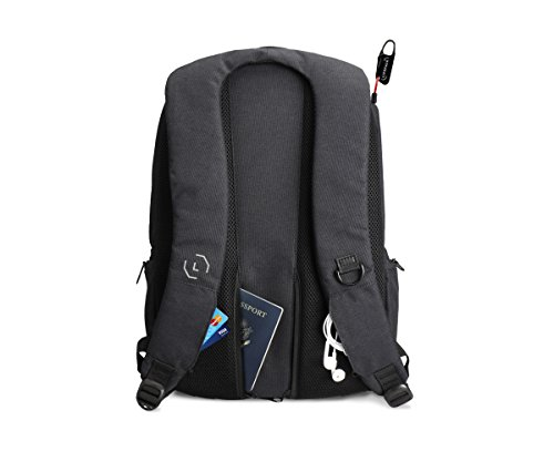 Lifepack Solar Powered And Anti Theft Backpack With Laptop