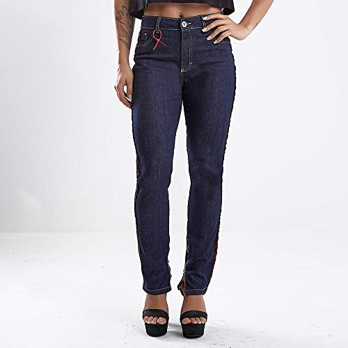 Calça Jeans Feminina Not My Crush - 36