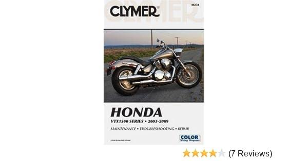 2003 2004 honda vtx1300r service repair manual download