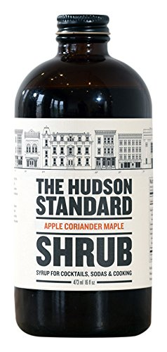 The Hudson Standard Apple Coriander Maple (Whiskey Sweet Vermouth)