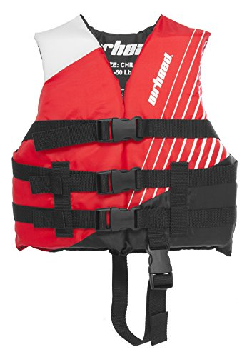 Airhead RAMP Life Vest, Child, Red