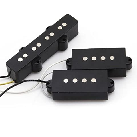 DN Jazz Bass Bridge Pickup And Precision Bass Pickups For 4 String Bass