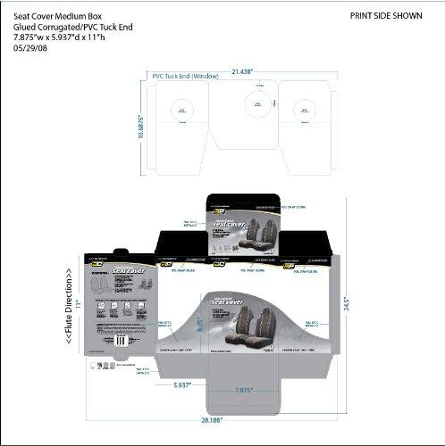 Peachy Amazon Com 60 40 Split Bench Seat Cover Automotive Evergreenethics Interior Chair Design Evergreenethicsorg