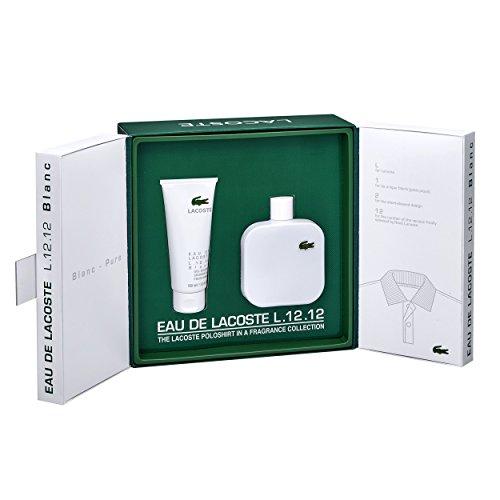 Lacoste L.12.12 Blanc Eau de Toilette Premium Set - Blanc Set